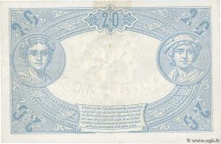 20 Francs BLEU  FRANCE  1906 F.10.01 pr.SUP