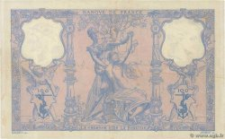 100 Francs BLEU ET ROSE  FRANCE  1906 F.21.20 TTB