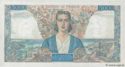 5000 Francs EMPIRE FRANÇAIS  FRANCE  1945 F.47.46 pr.SPL