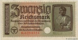 20 Reichsmark  GERMANIA  1940 P.R139