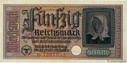 50 Reichsmark  GERMANIA  1940 P.R140