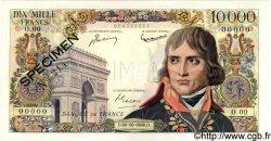 10000 Francs BONAPARTE FRANCE  1955 F.51.00s1 pr.NEUF