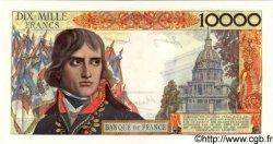 10000 Francs BONAPARTE FRANCE  1956 F.51.04 SUP+