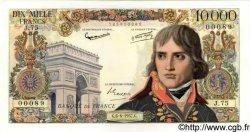 10000 Francs BONAPARTE FRANCE  1957 F.51.08 pr.SPL