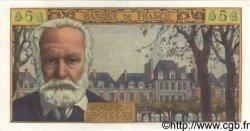 5 Nouveaux Francs VICTOR HUGO FRANCE  1962 F.56.10 SUP+