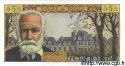 5 Nouveaux Francs VICTOR HUGO FRANCE  1963 F.56.14 SPL+