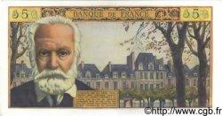 5 Nouveaux Francs VICTOR HUGO FRANCE  1965 F.56.17 SPL+