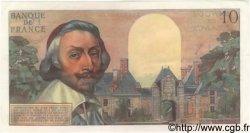 10 Nouveaux Francs RICHELIEU FRANCE  1960 F.57.08 SUP+