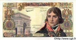100 Nouveaux Francs BONAPARTE FRANCE  1959 F.59.04 SUP+