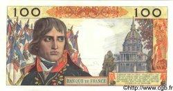 100 Nouveaux Francs BONAPARTE FRANCE  1960 F.59.05 SPL