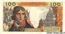 100 Nouveaux Francs BONAPARTE FRANCE  1960 F.59.08 SUP à SPL