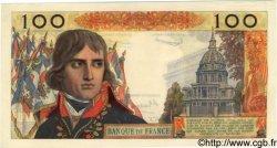 100 Nouveaux Francs BONAPARTE FRANCE  1961 F.59.10 pr.SPL