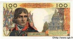 100 Nouveaux Francs BONAPARTE FRANCE  1961 F.59.00x pr.NEUF