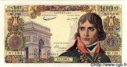 100 Nouveaux Francs BONAPARTE FRANCE  1961 F.59.11 SPL