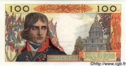 100 Nouveaux Francs BONAPARTE FRANCE  1962 F.59.16 pr.NEUF