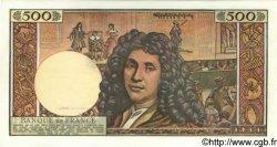 500 Nouveaux Francs MOLIÈRE FRANCE  1966 F.60.09 SPL+
