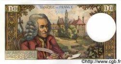 10 Francs VOLTAIRE FRANCE  1965 F.62.17 SPL