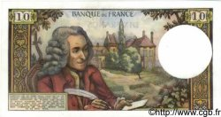 10 Francs VOLTAIRE FRANCE  1973 F.62.63 SUP+