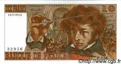 10 Francs BERLIOZ FRANCE  1975 F.63.09 SUP+
