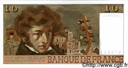 10 Francs BERLIOZ FRANCE  1975 F.63.13 SPL