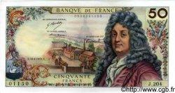50 Francs RACINE FRANCE  1972 F.64.21 SPL