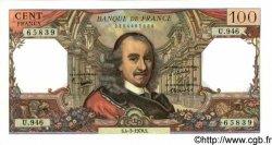 100 Francs CORNEILLE FRANCE  1976 F.65.52 SPL