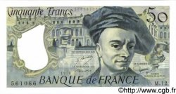 50 Francs QUENTIN DE LA TOUR FRANCE  1978 F.67.03 pr.NEUF