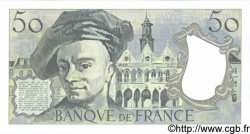50 Francs QUENTIN DE LA TOUR FRANCE  1985 F.67.11 NEUF
