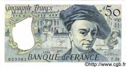 50 Francs QUENTIN DE LA TOUR FRANCE  1990 F.67.16 NEUF