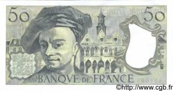 50 Francs QUENTIN DE LA TOUR FRANCE  1992 F.67.19b pr.NEUF