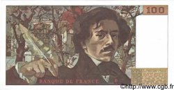 100 Francs DELACROIX FRANCE  1978 F.68.01 SUP+