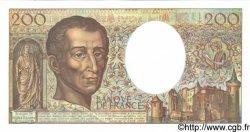200 Francs MONTESQUIEU FRANCE  1992 F.70.12a NEUF