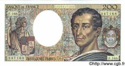 200 Francs MONTESQUIEU modifié FRANCE  1994 F.70/2.01