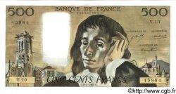 500 Francs PASCAL FRANCE  1969 F.71.03 SPL