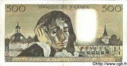 500 Francs PASCAL FRANCE  1970 F.71.05 SUP