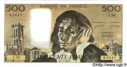 500 Francs PASCAL FRANCE  1972 F.71.08 SUP à SPL