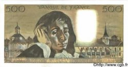 500 Francs PASCAL FRANCE  1974 F.71.11 SUP+