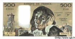 500 Francs PASCAL FRANCE  1979 F.71.20 NEUF
