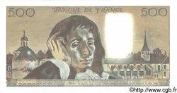 500 Francs PASCAL FRANCE  1990 F.71.45 NEUF