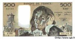 500 Francs PASCAL FRANCE  1991 F.71.46 pr.NEUF