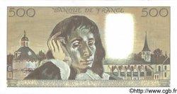 500 Francs PASCAL FRANCE  1992 F.71.49 NEUF