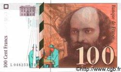 100 Francs CÉZANNE FRANCE  1998 F.74.01 NEUF