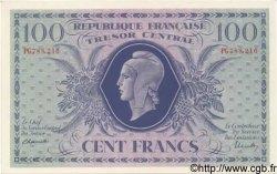 100 Francs MARIANNE FRANCE  1943 VF.06.01a SPL+