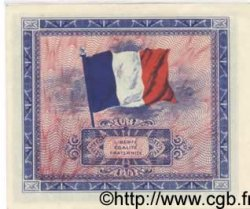 2 Francs DRAPEAU FRANCE  1944 VF.16.02 pr.NEUF