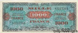 1000 Francs FRANCE FRANCE  1944 VF.27.02 SUP