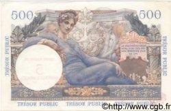 5 NF sur 500 Francs TRÉSOR PUBLIC FRANCE  1960 VF.37.01 pr.NEUF