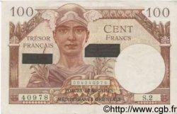 100 Francs SUEZ FRANCE  1956 VF.42.01 SUP