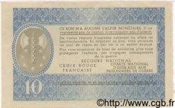 10 Francs FRANCE  1941 KL.07A SPL