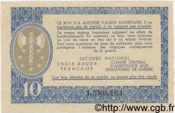 10 Francs FRANCE  1941 KL.07C SPL