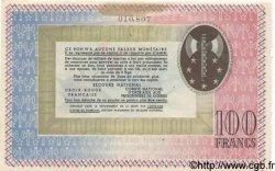 100 Francs FRANCE  1941 KL.10B SPL